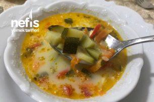 Sağlıklı Sebze Çorbası Tarifi