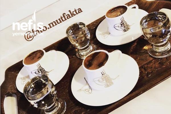 Sodalı Türk Kahvesi Tarifi