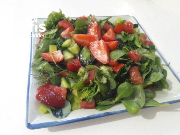 Bahara Yakışır Mevsim Salata(bu Tarif Favoriniz Olacak)