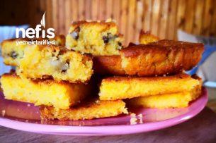 Cevizli Mısır Ekmeği Tarifi