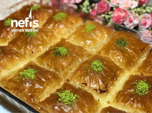 Laz Böreği Tatlısı (harkülade Lezzette)