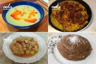 Lezzetli Yemekler Tarifi