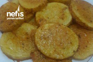 Muteşem Soslu Fırında Patates Tarifi