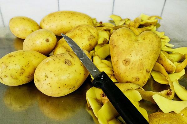 patates maskesi nasıl yapılır