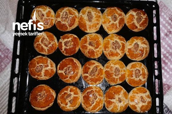 Portakallı Asker Pastası Tarifi