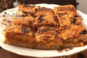 Tel Tel Ayrılan Patatesli Tepsi Çöreği (Her Bir Aşaması Resimli Anlatım) Tarifi