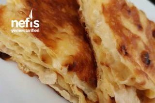 Yufka Ekmekten Tava Böreği Tarifi