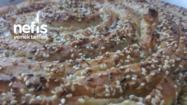 Açma Tadında Börek ( Ramazan Ayında Muhteşem)