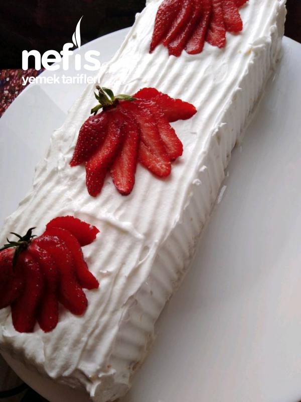 Bisküvili Bal Kabağı Pastası (çok Kolay)