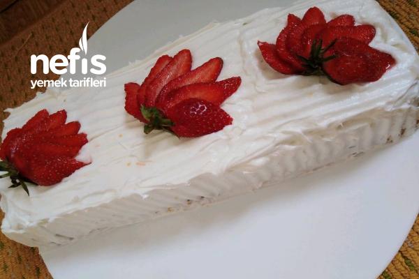 Bisküvili Bal Kabağı Pastası (Çok Kolay) Tarifi