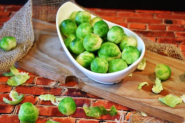 brüksel lahanası kalori