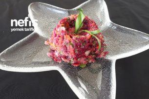 Çökertme Salatası (Misafirler İçin Birebir) Tarifi