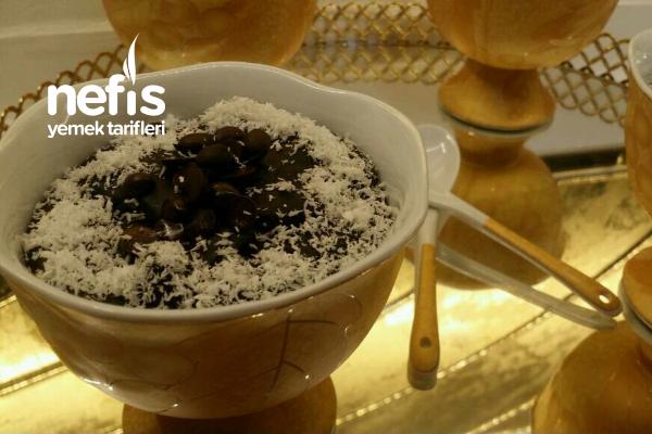 Enfes Ev Yapımı Kakao Puding Tarifi