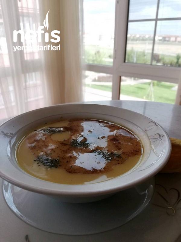 Lokanta Usulu Mercimek Çorbası