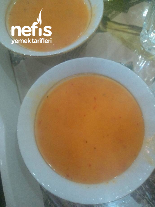 Orijinal Domates Çorbası