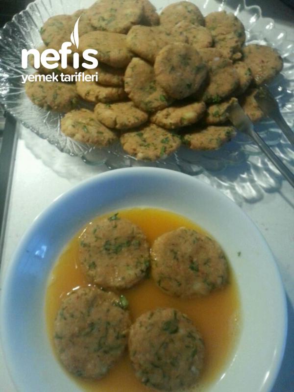 Patates Koftesi ( cok leziz)