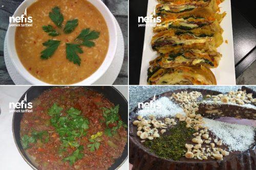 Semra'nın Ramazan Menüsü Tarifi