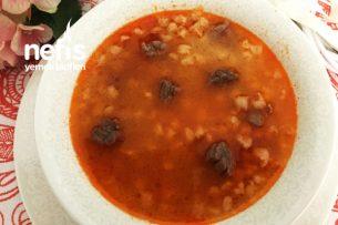 Buğday Çorbası Sadece 2 Malzemeli (Videolu) Tarifi