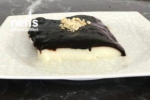 Çikolata Soslu Yalancı Tavuk Göğsü Tarifi