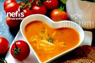 Domates Çorbası Tarifi (Çok Pratik)