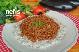 Evde En Kolay Kıymalı Alinazik Kebabı Tarifi (videolu)