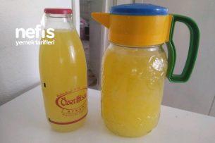 İftarlık Buz Gibi Limonata Tarifi
