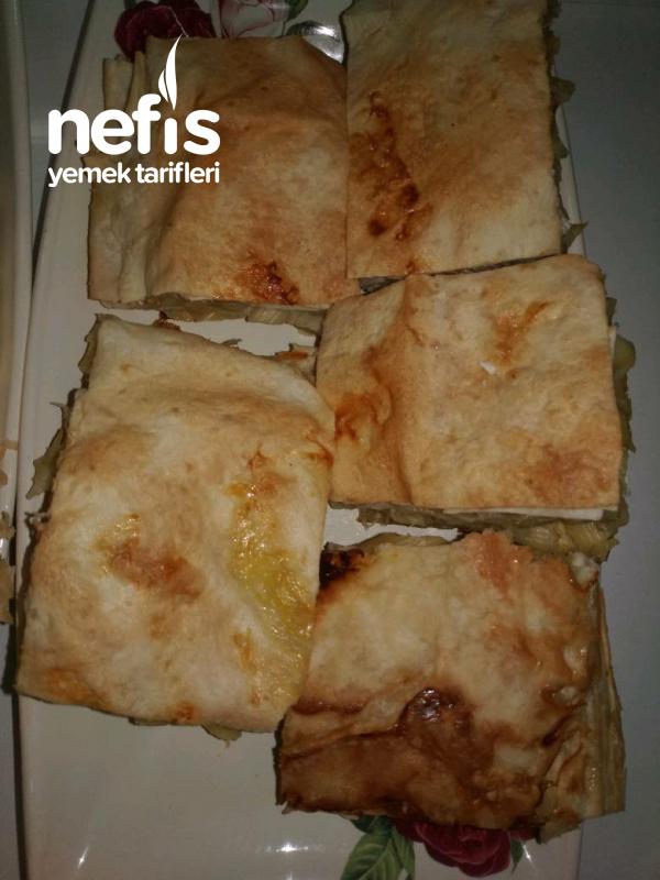 Nefis Mi Nefis Makarna Böreği