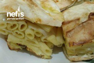 Nefis Mi Nefis Makarna Böreği Tarifi