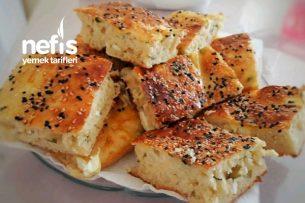 Sahur İçin Peynirli Çörek Tarifi