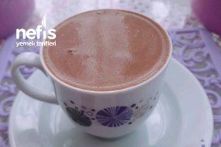 Sürülebilir Çikolata İle Kahve Tarifi