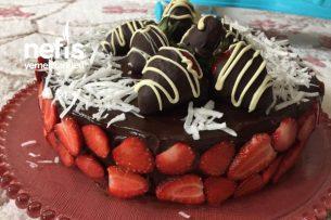 Bol Çikolatalı Yaş Pasta Tarifi