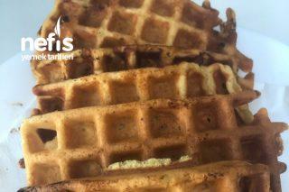 Brüksel Waffle (Gaufres Bruxelloises) Tarifi