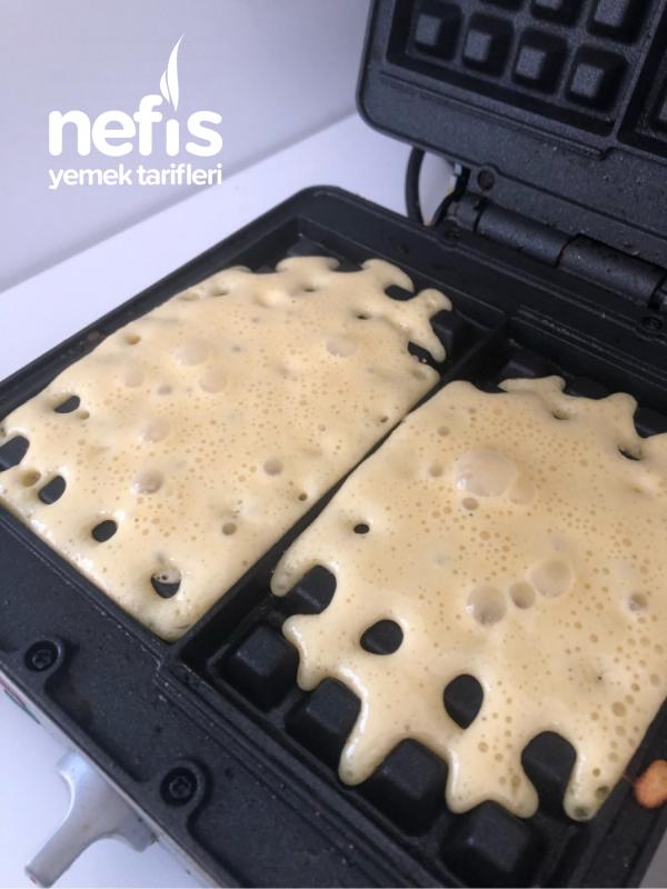 Brüksel Waffle ( Gaufres Bruxelloises