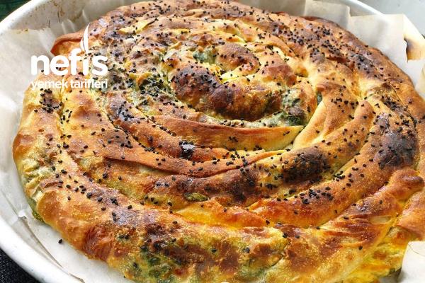 Ispanak Böreği Bu Kadar Kolay Olmamıştı Tarifi