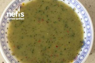 Kabak Çorbası (Detoks Alkali Sağlıklı) Tarifi