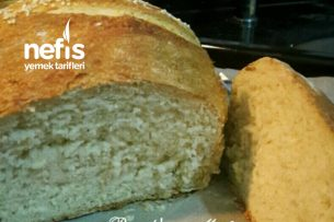 Köy Ekmeği Yapımı Tarifi