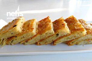 Peynirli Katmer Börek (Videolu) Tarifi