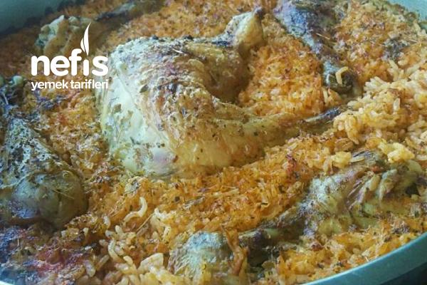 Tavuk Büryan (Kapama) Tarifi