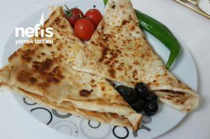 3 Malzeme İle Tava Böreği Tarifi