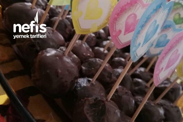 Çikolatalı Muzlu Truff Tarifi