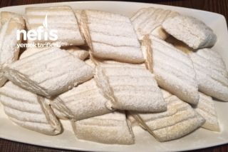 Pastane Un Kurabiyesi Tarifi