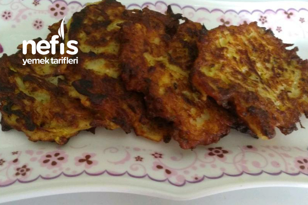 Patates Kapak Mücveri Tarifi