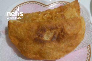 3 Malzemeden Çok Kolay Şip Şak Börek (Çiğ Börek Tadında) Tarifi