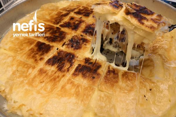 Akışkan Börek Adananın Meşhur Böreği (Videolu) Tarifi