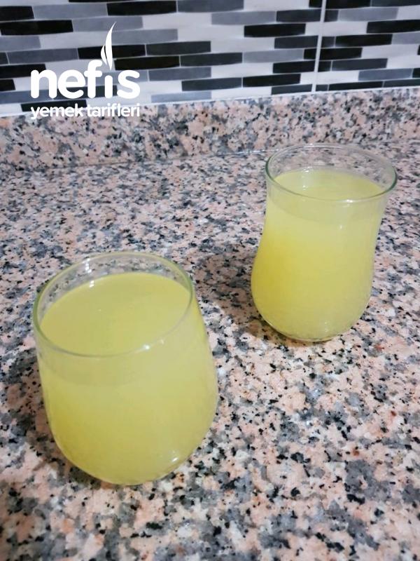 İftarlık Ev Yapımı Limonata