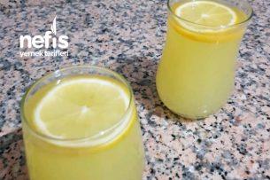İftarlık Ev Yapımı Limonata Tarifi