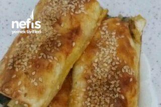 Ispanaklı Yumuşacık Börek Tarifi