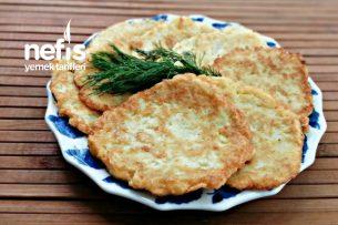 Patatesli Mücver (Videolu) Tarifi