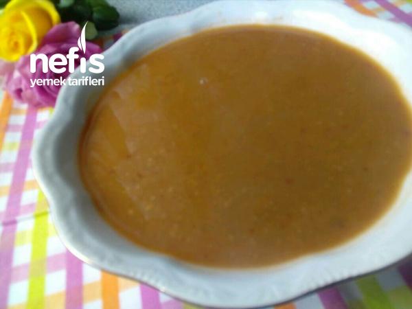 Ramazanın Baş Taçı Sebze Çorbası