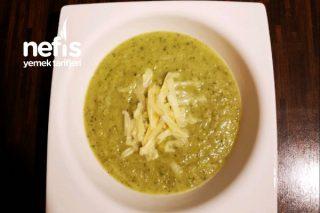Şifalı Çorba, Kremalı Brokoli Çorbası, Çocuklara Brokoliyi Sevdiren Çorba Tarifi